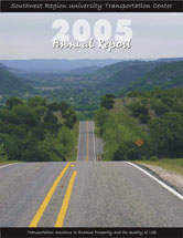 2005 Annual Report - cover